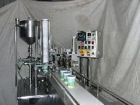 Semi Automatic Manual Filling Machine