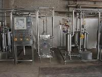 Milk Pasteurizer For Milk Dairy Plant