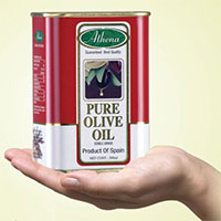 Athena Baby Massage Olive Oil