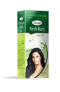 Aman Kesh Kunj Hair Oil