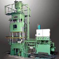 vertical casting machine