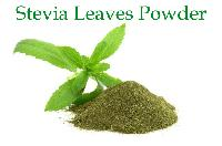 Stevia Leaves Powder Sweetened