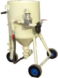 Portable Shot Blasting Machine