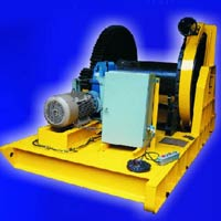 Hand Operated Crab Winch