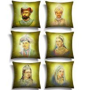 Theme Printed Cushion Covers
