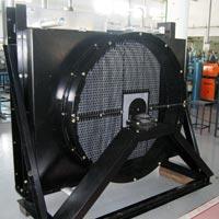 Mining Equipment Radiator Cum Oil Cooler Assembly