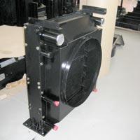 Wheel Loader Radiator Cum Oil Cooler Assembly