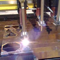CNC Profile Gas Cutting Services