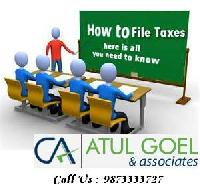 Tax Consultant Service