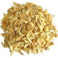 Dehydrated Unsorted Garlic Flakes