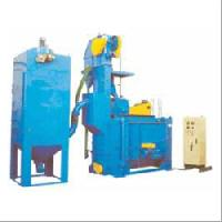airless shot blasting machine