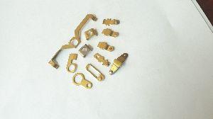 Brass Sheet Cuttings