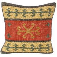 Wool Jute Cushions