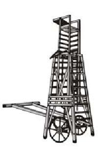Telescopic Tower Ladder