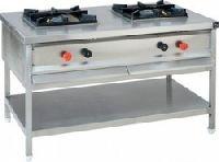 two burner stove
