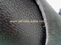 Buffalo Split Barton Print Leather