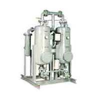 Heatless Compressed Air Dryer System