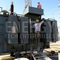 Power Transformer Erection