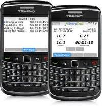 Unlocked Black Berry Mobile Phone