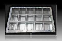 Chocolate Boxes-silver