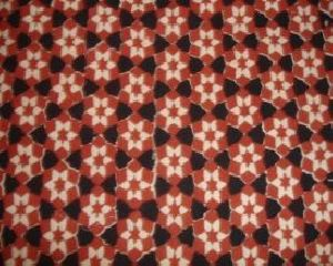 Bagru Dabu Printed Fabric