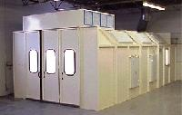 Paint Spray Booth System