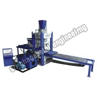 Heavy Duty Hydraulic Brick Making Machine