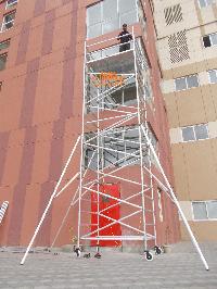 Aluminium Mobile Scaffolding Tower