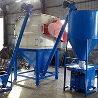 Dry Ready Mix Mortar Plant