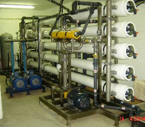 Water Treatment Sea Water