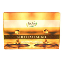 Techn Gold Facial Kit