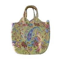 ladies designer cotton bag