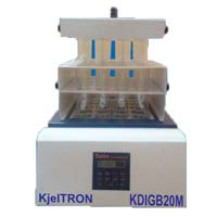 Rapid Automatic Infrared Digestion System