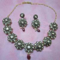 Victorian Necklace Set