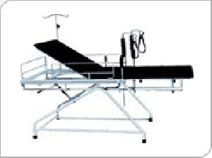 Stainless Steel Gyn Examination Bed
