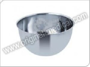 Stainless Steel Round Lotion Bowl