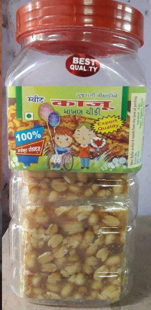 Soft Peanut Chikki