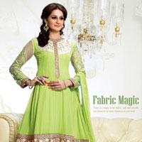 Pure Georgette Salwar Kameez