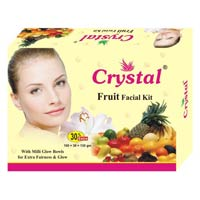Crystal Fruit Facial Kit
