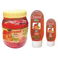 Crystal Mix Fruit Facial Gel