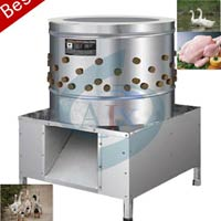 Automatic Chicken Hair Removal Machine