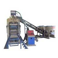 Fully Automatic Fly Ash Bricks Making Machine (NH-1024)