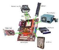 Computer Spare Parts