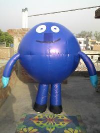 Walking Advertising Balloon