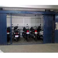 Hydraulic Bike Elevator