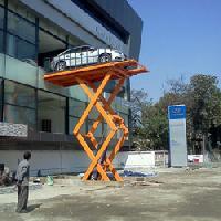 Hydraulic Scissor Type Car Lift