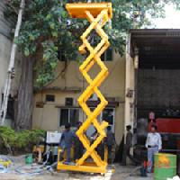 Multi Scissor Hydraulic Lift