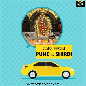 Cabs From Pune To Shirdi