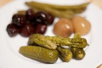Pickled Gherkins