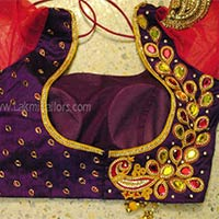 Embroidery Readymade Blouse